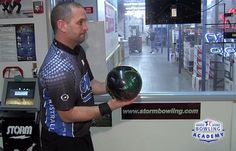 In this video, watch the bowling form of today's pushaway.