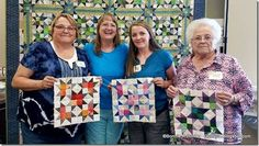 """Join 9 people right now at """"Quiltville's Quips & Snips!!: Scrap Crystals and Generations!"""" #crafts #entertainment"""