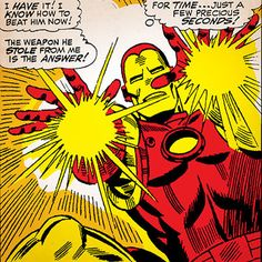 East Urban Home Marvel Comics Iron Man: Just A Few Precious Seconds, Comic Book Graphic Art on Canvas Size:
