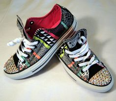 Hey, I found this really awesome Etsy listing at https://www.etsy.com/listing/187985155/converse-chuck-taylor-patterned-sneakers