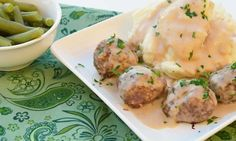 Recipe: Swedish Meatballs - Inspired by Ikea   Family Gone Healthy. We did not like these.