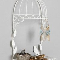 Urban Outfitters - Birdcage Jewelry Stand