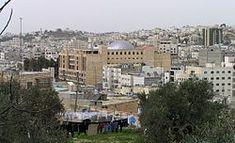 Downtown Hebron