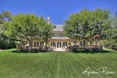Perfect spot for tea Open House, My House, Montecito California, Valley Road, Building A Pool, Real Estate Photography, San Luis Obispo, Santa Barbara, Lawn