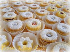 Menta e Cioccolato: I Biscotti di Zia Morè, fatti con la frolla Buona...