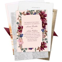 Invitations by Dawn offers a wide variety of elegant, beauitful, unique wedding invitations. From floral invitations to photo invitations and every theme in between, you are sure to find an invitation suite that you love! Wedding Invitation Trends, Unique Wedding Invitations, Floral Invitation, Invitation Suite, Bridal Shower Invitations, Four O Clock, Photo Invitations, Save The Date, Dawn