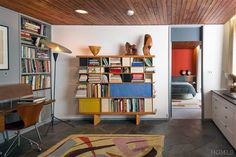 Marcel Breuer designed mid century modern home