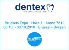 SHOFU Dental Blog: Dentex · Brüssel - Belgien