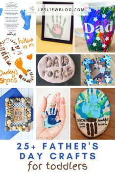 Fathers Day Crafts For Toddlers Diy, Diy Father's Day Gifts From Toddler, Toddler Fathers Day Gifts, Diy Father's Day Crafts, Fathers Day Art, Easy Fathers Day Craft, Easy Toddler Crafts, Father's Day Diy, Baby Crafts