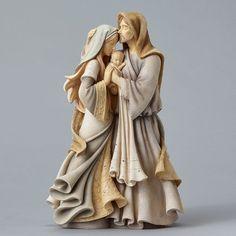 Holy Family Masterpiece-Foundations-Karen Hahn | Higgins & Higgins Gifts Apparel Decor
