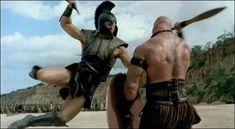 Achilles - opening scene