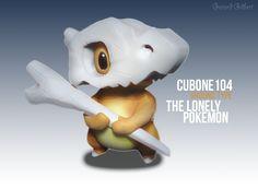 Cubone104 on Behance