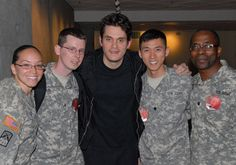 A collaborative effort between John Mayer and NCIRE, The Veterans Health and Integration Program is a civilian / military partnership providing support to military personnel transitioning from combat duty to civilian life. The program fosters the development of new resources and interventions based on the demonstrated needs of military service personnel. http://www.ncire.org/