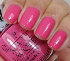 OPI Hey Baby swatch