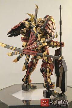 GUNDAM GUY: 1/100 Sengoku Astray Nobunaga V2 - Custom Build