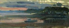 Last Light, West Bay. Richard Pikesley