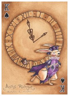 Alice no País das Maravilhas, Sob Vários Pontos de Vista   Criatives