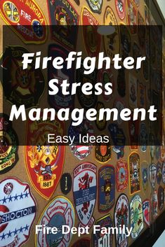 Firefighter Stress Management is an important part of the Firefighter's training and fitness. These easy to implement tips and ideas will inspire you to become the better, happier version of yourself. Firefighter School, Firefighter Workout, Firefighter Training, Firefighter Family, Volunteer Firefighter, Firefighters, Firefighter Quotes, Anxiety Support Groups, Volunteer Gifts