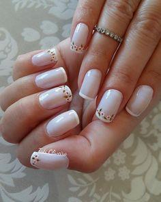 French Manicure Nail Designs, Toe Nail Designs, French Nails, Manicure And Pedicure, Lace Nails, Daisy Nails, Pink Nails, My Nails, Crazy Nail Art