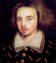 """Christopher Marlowe (1564 - 1593) was an English dramatist, poet and translator of the Elizabethan era. He greatly influenced William Shakespeare, who rose to become the pre-eminent Elizabethan playwright after Marlowe's mysterious early death. Marlowe has often been described as a spy, a brawler, a heretic and a homosexual, as well as a """"magician"""", """"duellist"""", """"tobacco-user"""", """"counterfeiter"""" and """"rakehell."""" Bit of a bounder then?"""