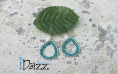Turquoise Teardrop on iDazz.com