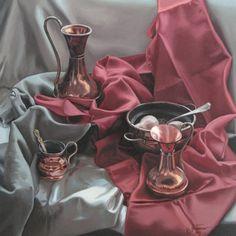 Фигуративная живопись Богдана Нитесцу (18 работ)