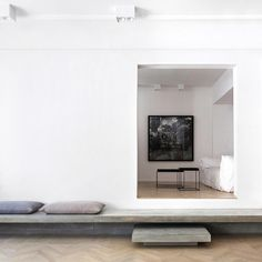 Gold & Gray Apartment, Stockholm, Sweden, designed by Richard Lindvall. #meandmybentley