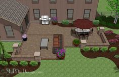 Patio Design for Outdoor Living
