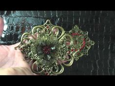 Metal Embellishment Series: Embellishment 2-4