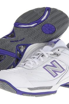 New Balance WC806 (White) Women's Tennis Shoes - New Balance, WC806, WC806W, Footwear Athletic Tennis, Tennis, Athletic, Footwear, Shoes, Gift, - Street Fashion And Style Ideas