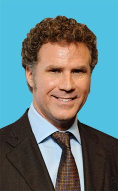 The Anchorman: Will Ferrell  #50PTW