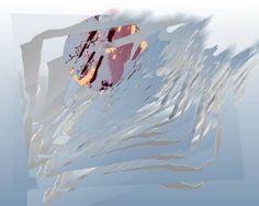 "Saatchi Art Artist Françoise Zia; New Media, ""Ciel nouveau"" #art"