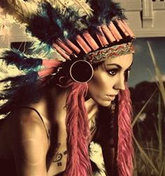 headdress costume
