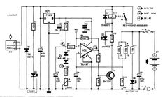 Battery Reconditioning With Charger Refferal: 1668183934 Dc Circuit, Circuit Diagram, Aquaponics Greenhouse, Aquaponics System, Hydroponics, Diy Electronics, Electronics Projects, Electronics Components, Arduino Projects