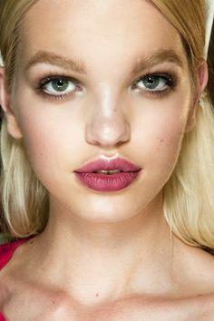Wearable winter makeup