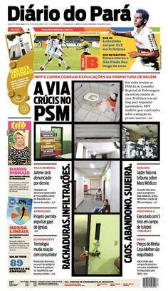 Diário do Pará - Edição Eletrônica. SPFC 3x0 Nautico. Paulo Henrique Ganso marca e Sp fica longe da zona...17/10/2013.
