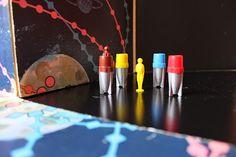 Полёт в космос. Настольные игры СССР - http://samoe-vazhnoe.blogspot.ru/ #игры_космос