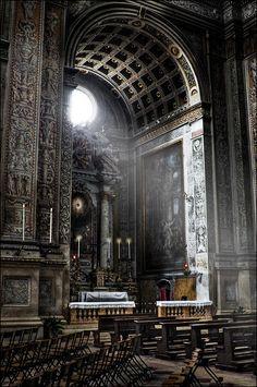 Chiesa di mantova - Italy By: Daniele Bonaretti, province of Mantova , Lombardy #Church #Mantua #Architecture