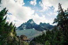 Mt. Thielsen, Oregon, Pacific Crest Trail