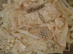 antique lace  via Rhonda Pearce