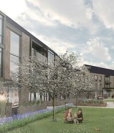 Farrow Court aims to revolutionise the way that provision for older people is delivered.