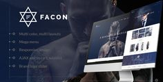 Facon - Fashion Responsive Magento 2 Theme . Facon has features such as High Resolution: Yes, Compatible Browsers: IE10, IE11, Firefox, Safari, Opera, Chrome, Edge, Compatible With: Bootstrap 3.x, Software Version: Magento 2.1.0, Magento 2.0.7, Magento 2.0.6, Magento 2.0.5, Magento 2.0.4, Magento 2.0.2, Magento 2.0.1, Magento 2.0.0, Columns: 3