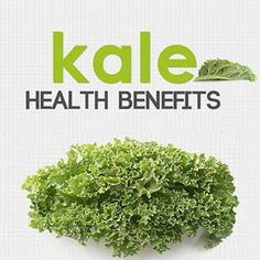 Infographic: Health Benefits of Kale