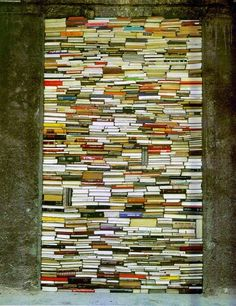 Installation by Jannis Kounellis