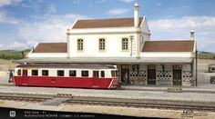 CP modeles HO Douro, Model Trains, Locomotive, Train Stations, Mansions, House Styles, Landscapes, Home Decor, The Journey