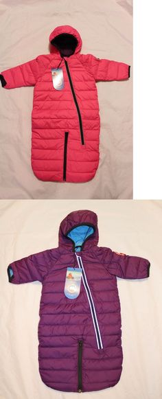 a4fc73c33 Outerwear 163399  Canada Goose Baby Lamb Snowsuit Red 0-3 -  BUY IT ...
