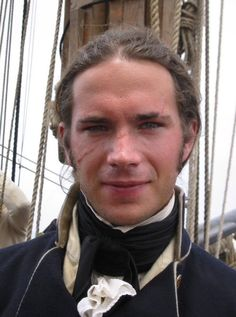 Special makeup by Will Huff, Locke Management Peter Weir, Gail Carriger, Master And Commander, James D'arcy, Special Makeup, Sea Captain, Russell Crowe, Seafarer, The Far Side