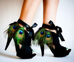 100+ PEACOCK shoes ideas   peacock