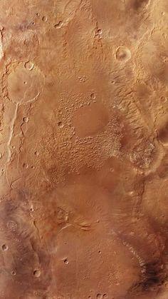 Atlantis basin, Mars