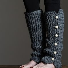 Ravelry: Leg Warmers : Responsibility pattern by Brome Fields
